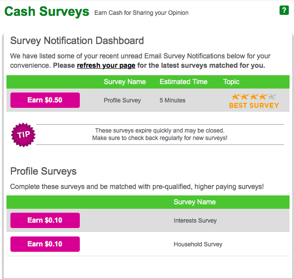 InboxDollars Review: Paid Surveys, PayPal Cash, Gift Cards